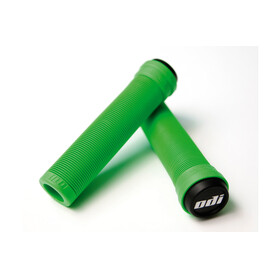 ODI Longneck SL Bike Grips Flangeless green